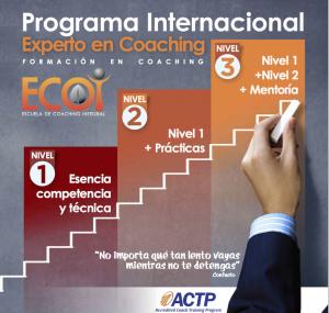 GUADALAJARA | Programa de Formación COACH - MÁSTER EN COACHING INTEGRAL 6ª Edición.(70 internacional) @ Máxima Acreditación ACTP por ICF (Federación Internacional de Coaching) Experto en Coaching Integral