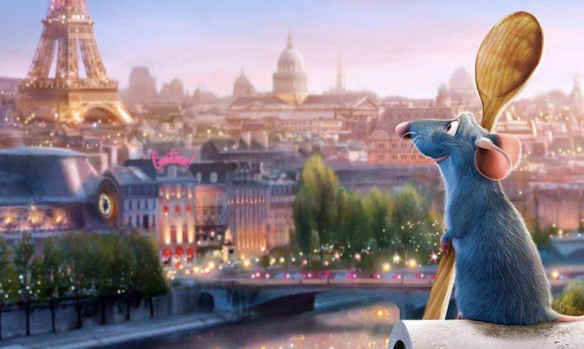 Ratatouille: una película con mucho Coaching.