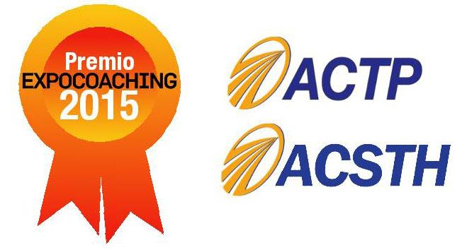 info-premios ecoi y acreditacion ACTP ICF